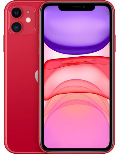 Apple Iphone 11 128GB Rojo Libre
