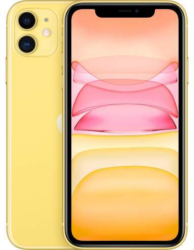 Apple Iphone 11 64GB Amarillo Libre