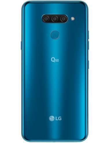 LG Q60 64GB Azul Libre
