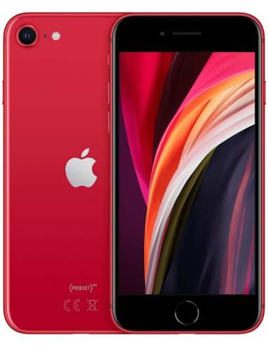 Apple Iphone SE 2020 128GB Rojo Libre