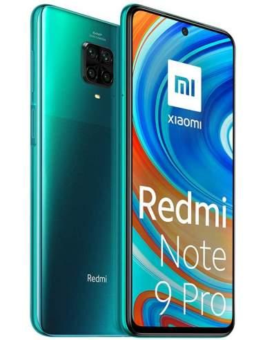 Xiaomi Redmi Note 9 Pro 128GB Verde...