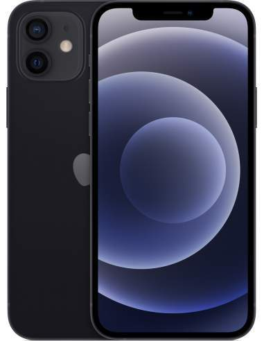 Apple Iphone 12 64GB Negro Libre