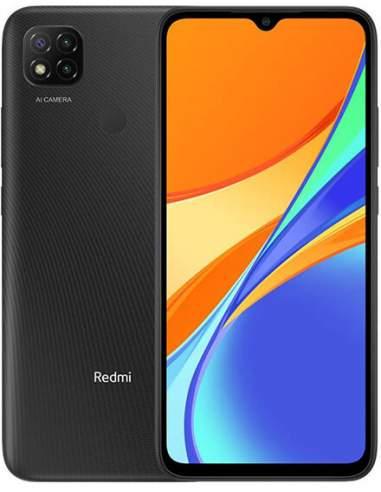 Xiaomi Redmi 9C 32GB Gris Libre