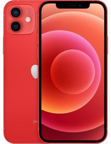 Apple Iphone 12 64GB Rojo Libre
