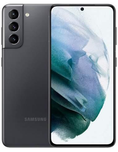 Samsung Galaxy S21 5G 128GB Gris Libre