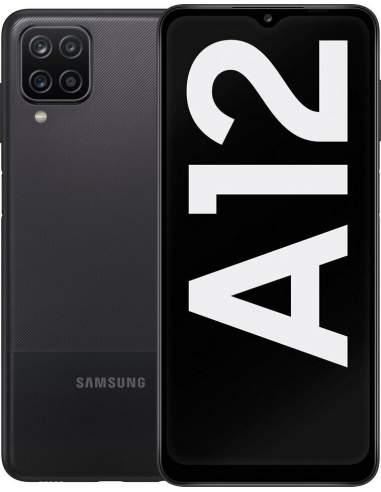 Samsung Galaxy A12 128GB Negro Libre