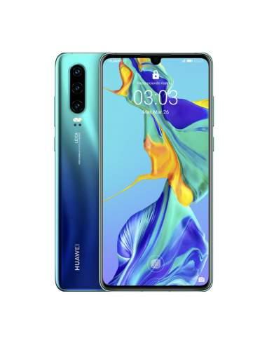 Huawei P30 128GB Aurora Blue Libre