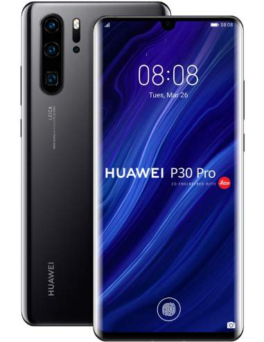 Huawei P30 Pro 256GB Negro Libre