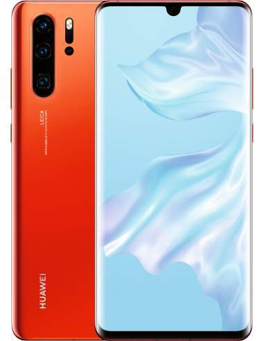 Huawei P30 Pro 256GB Ambar Libre