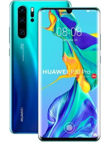 Huawei P30 Pro 256GB Aurora Blue Libre