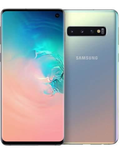 Samsung Galaxy S10 128GB Plata Libre