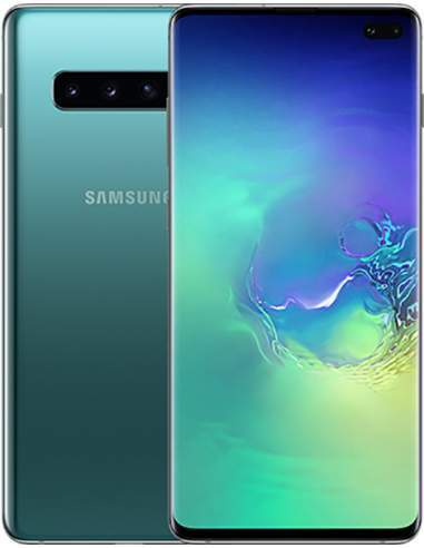 Samsung Galaxy S10 Plus 128GB Verde...